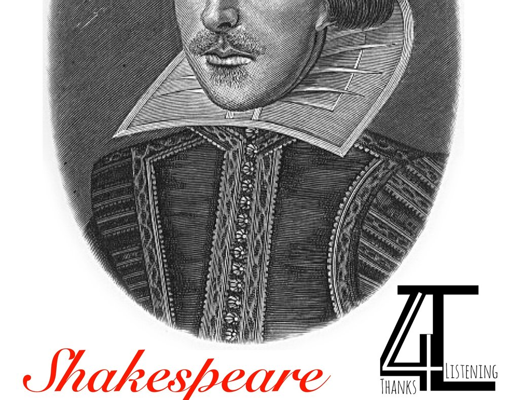 Shakespeare Is Dead, Thanks4Listening