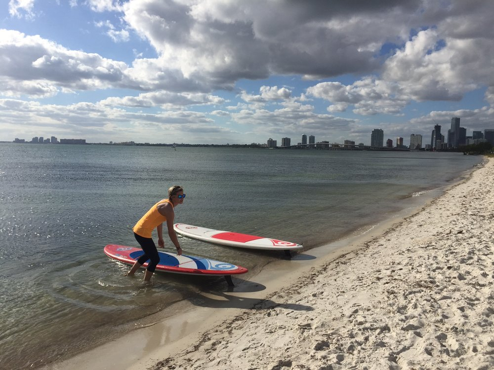 12.1_Wed getting the boards out for another day of SUP.JPG