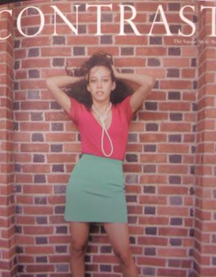 Vassar's 1st Issue of ContrastMagazine