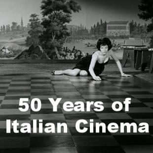 50 Years of Italian Cinema complete packet  download   Winter 2016-7