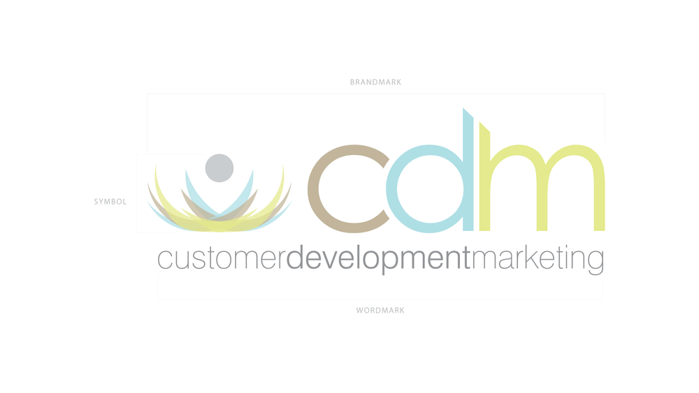 Alternate version of the CDM logo.