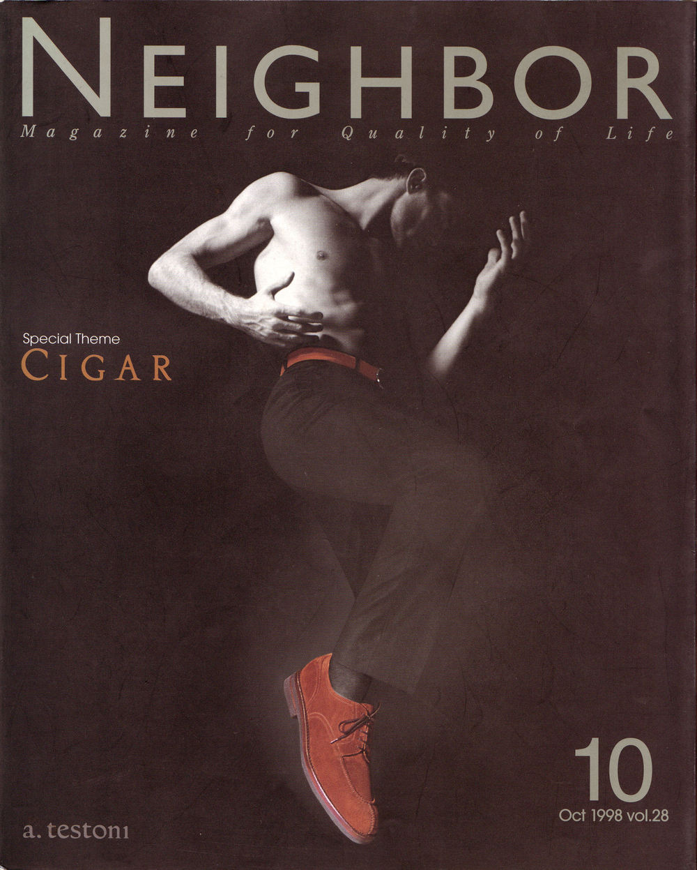 1998-10 Neighbor cover.jpg