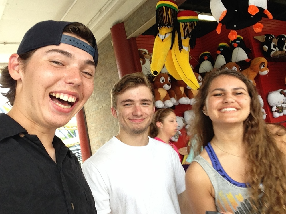 Six Flags in Fort Worth!