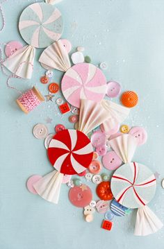 Candy Craft Project
