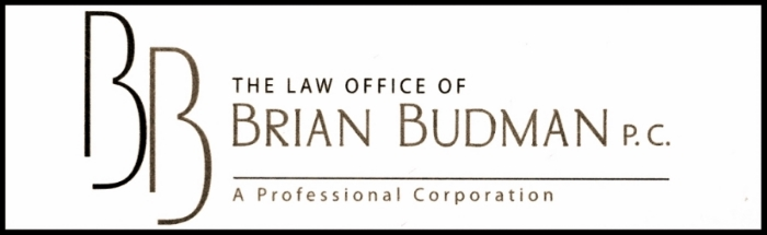 THE LAW OFFICE OF BRIAN BUDMAN