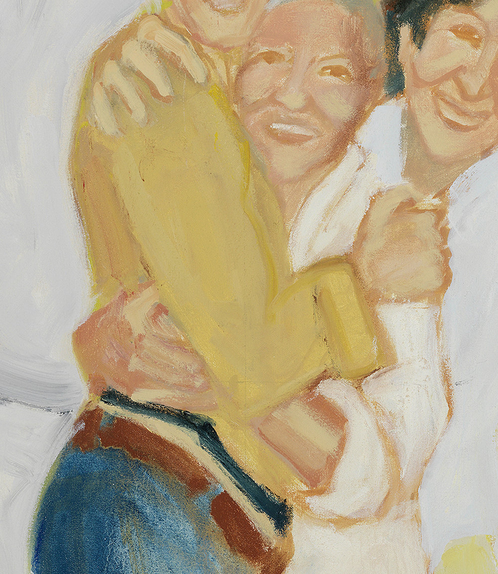 Sisters in the Studio DETAIL 2018 oil on canvas 45 x 39 1250 copy.jpg