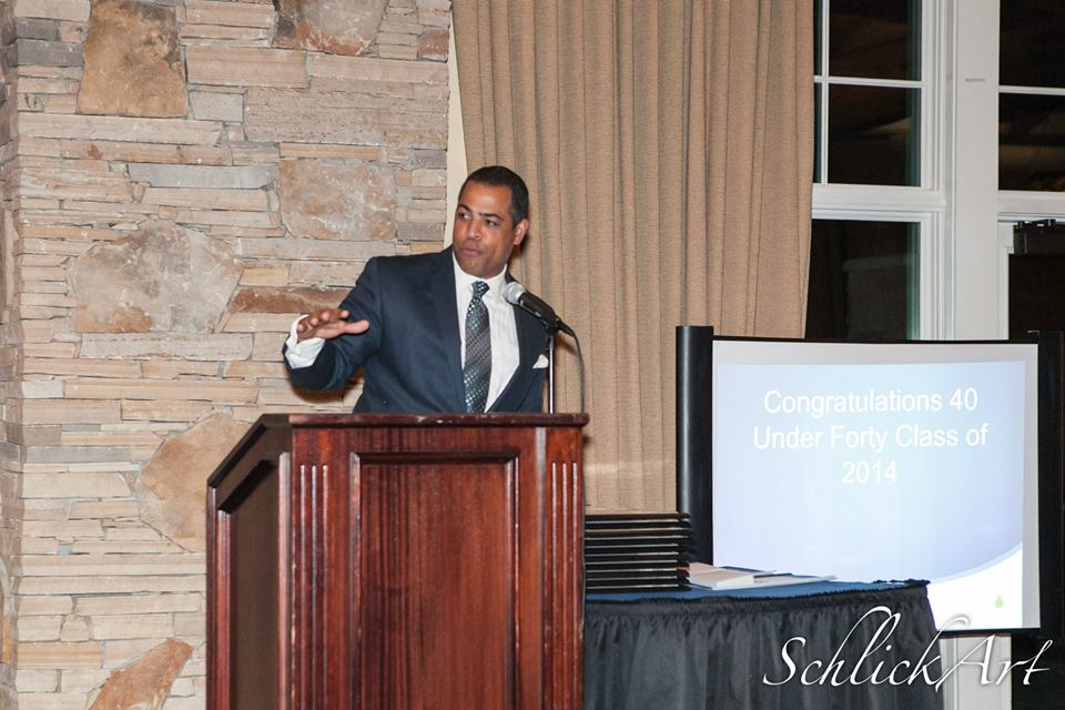 Following the introduction we had Assemblyman Scott Wilk talk to the group about leadership.   The event was at Robinson Ranch Golf Course and we had 228 people in attendance. It was such a special night for our 40 honorees and it was such a pleasure for me to coordinate such a great event.
