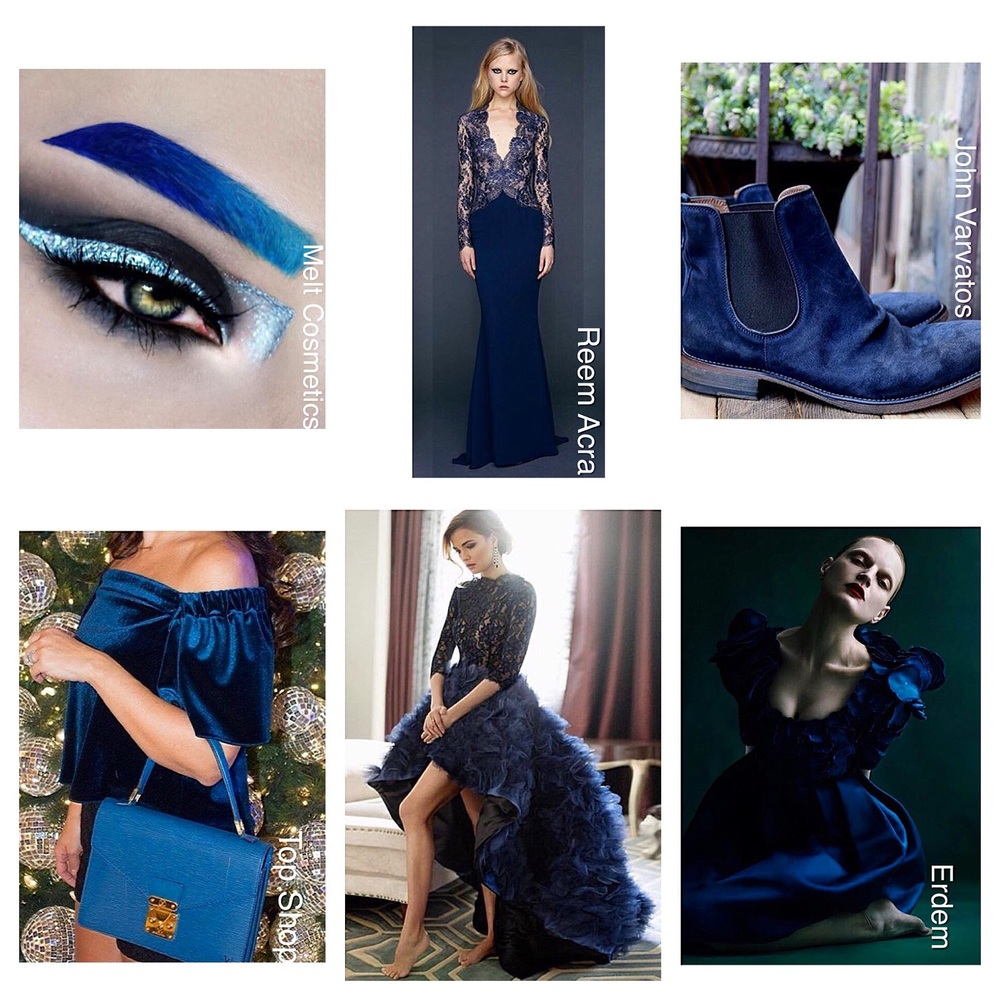 Velvety Blue