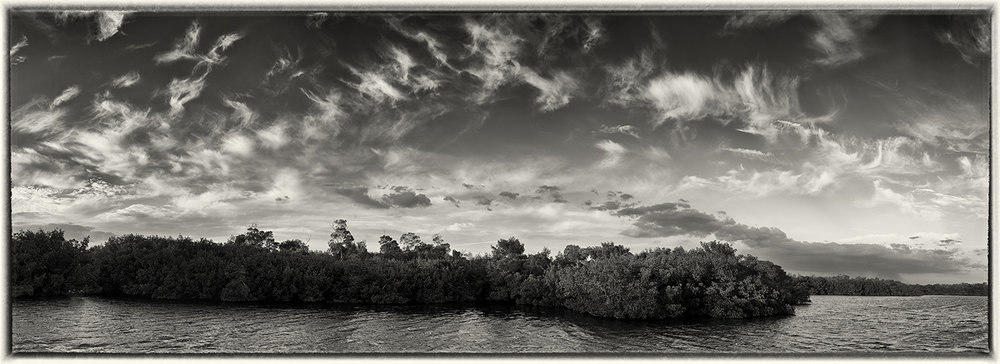 Cursive Clouds