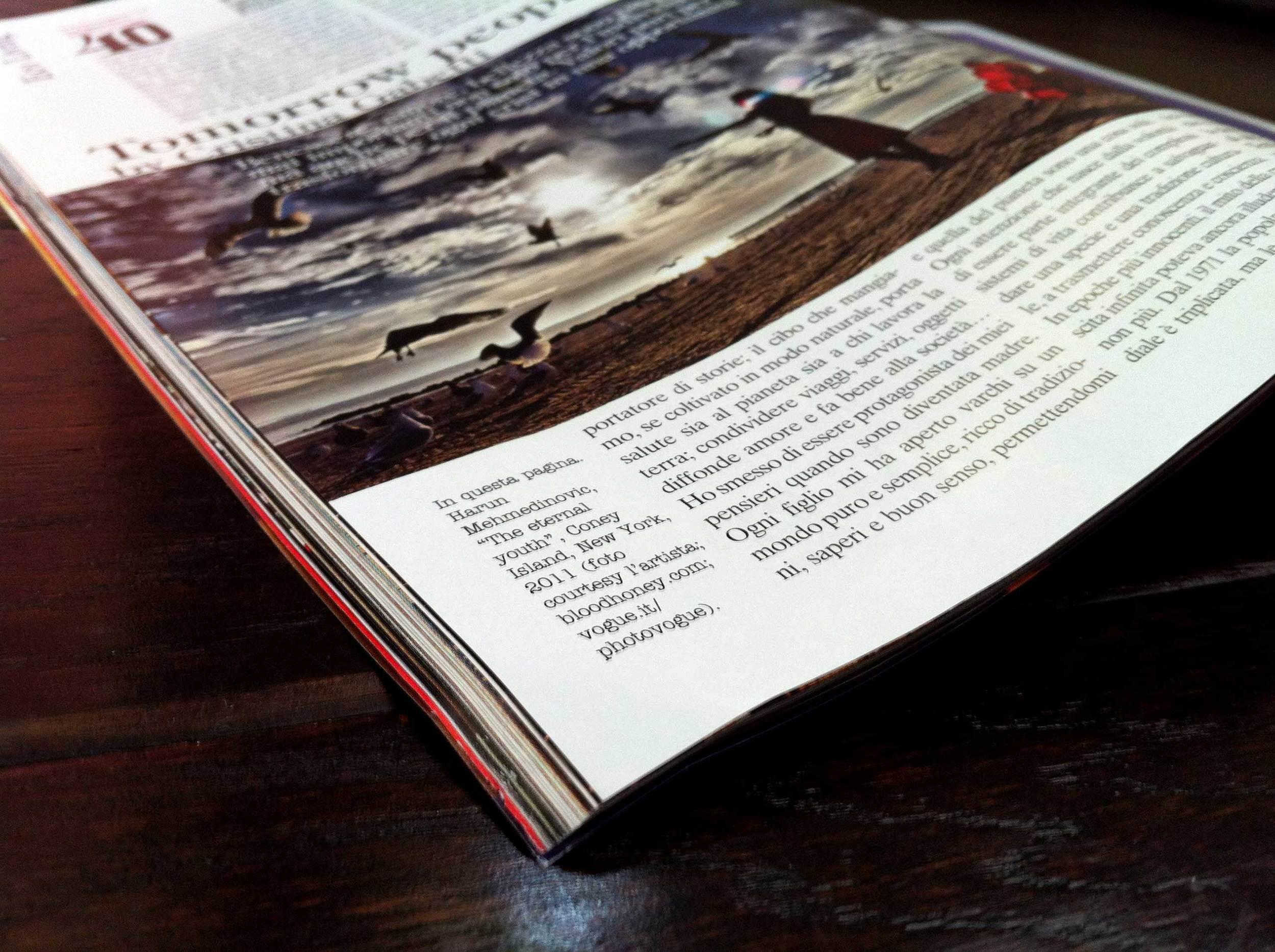 Vogue Italia - June 2012