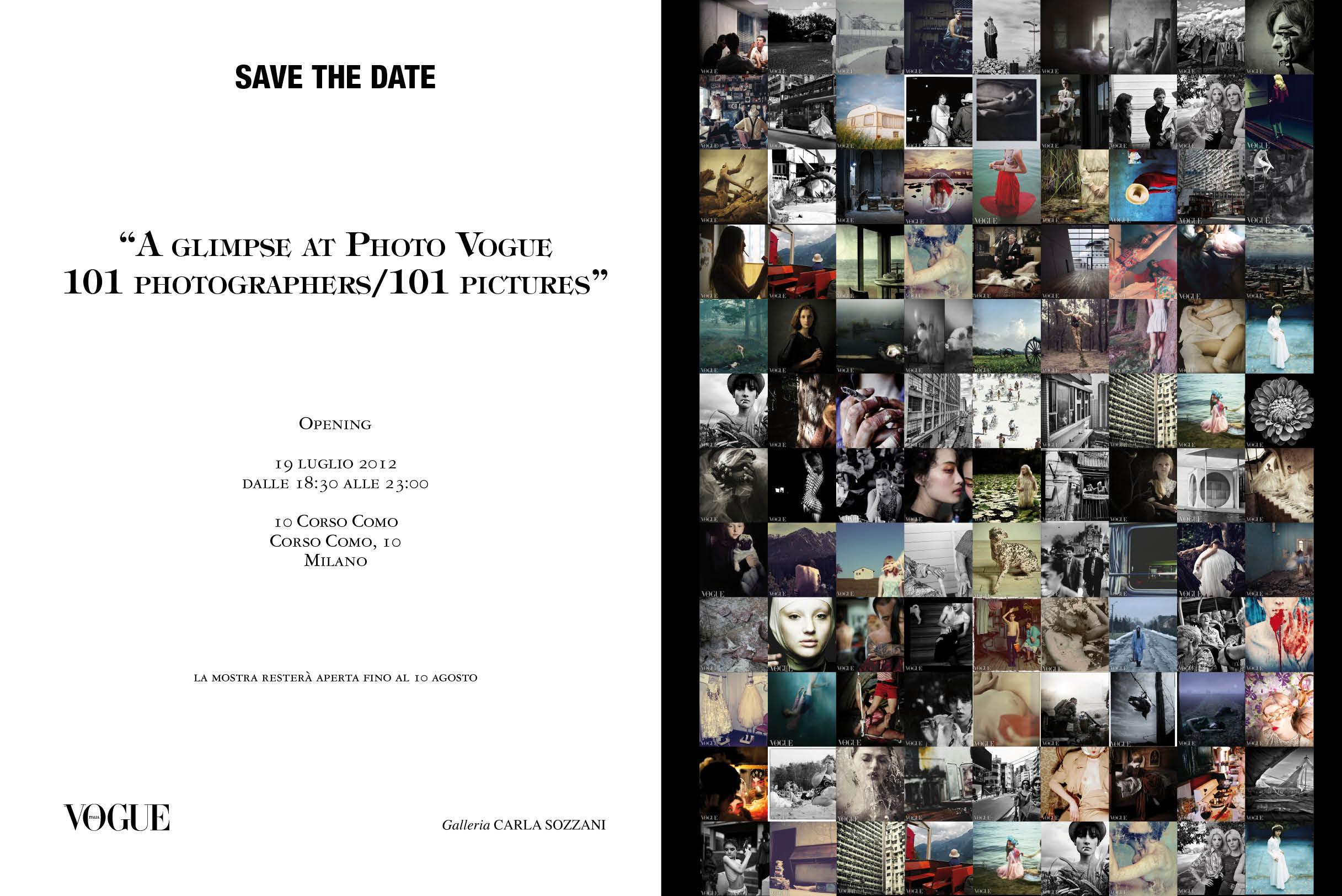 Vogue Italia Showcase