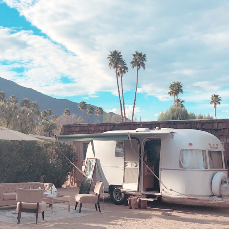 Silver Trailer's Airstream Argosy