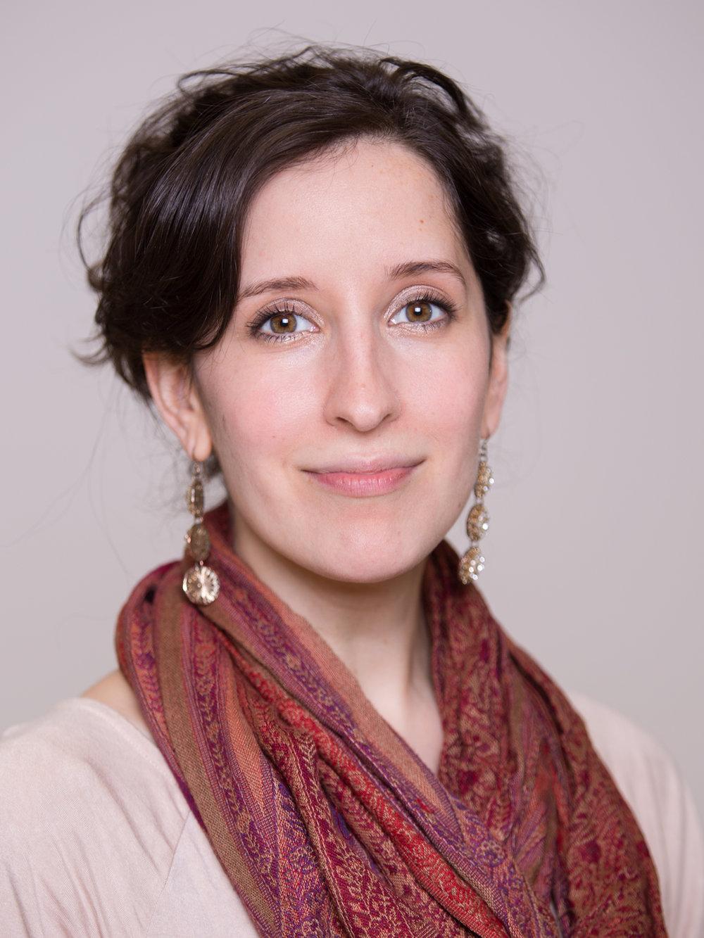 Julianna Slager - Ballet 5:8 Artistic Director