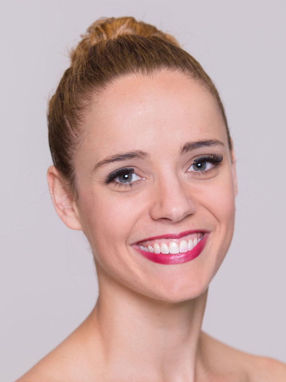 Brette Benedict - Trainee Program Ballet Mistress