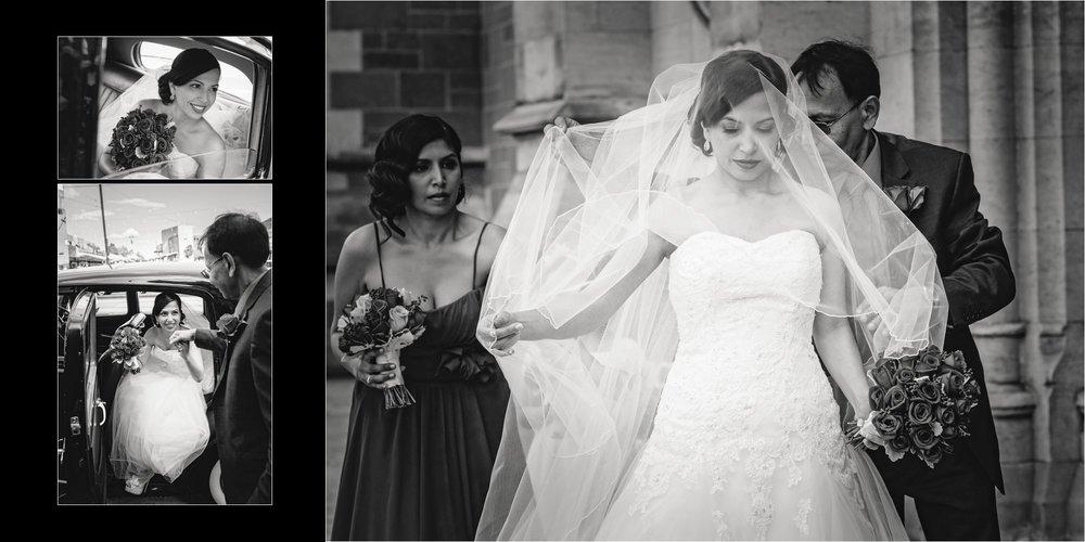 Melbourne's wedding photo album