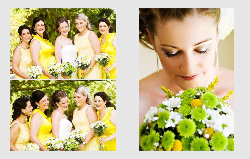 wedding photo album design Perth