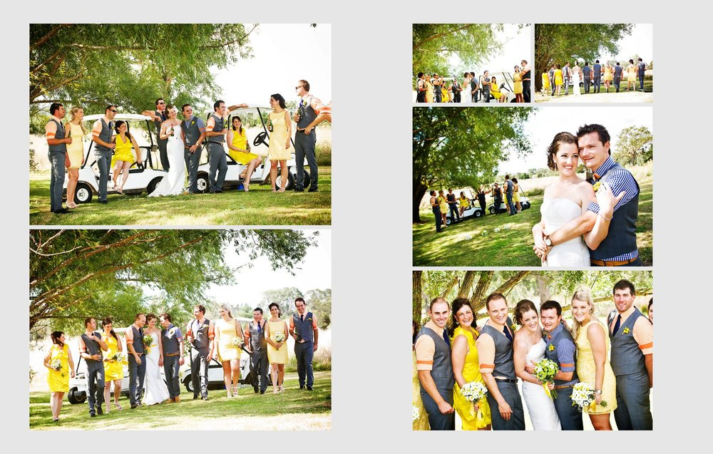professional wedding photo albums Perth