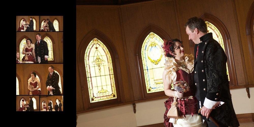 Brisbane's wedding photo album