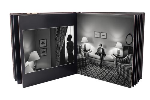 Photo Print On Leatherette Wedding Album Cover