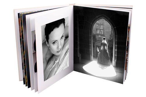 leather bonded wedding album cover from 480 20 pages