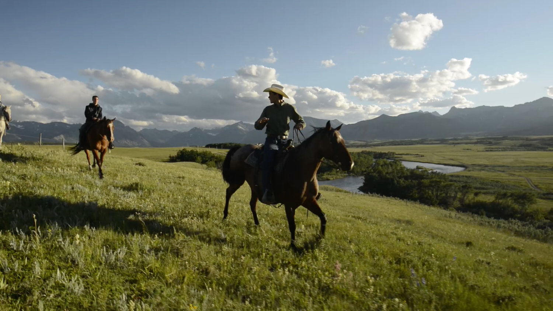 Elk Ridge Trail Rides — Uppercase Creative