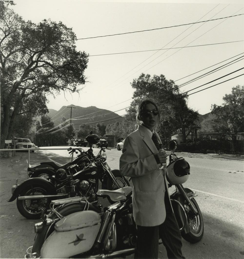 Nicholson Self Portrait Series. EASY RIDER