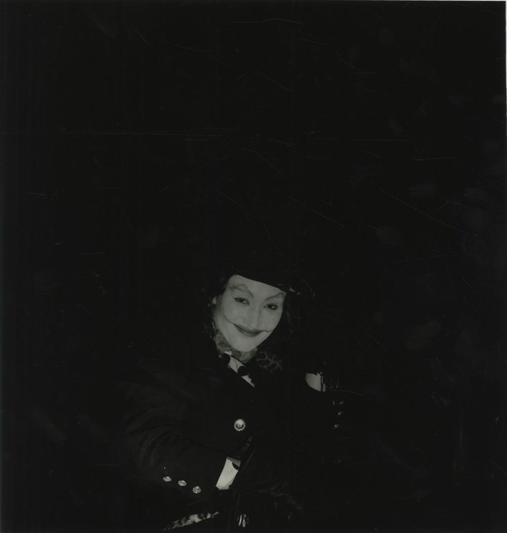 Nicholson Self Portrait Series. THE JOKER