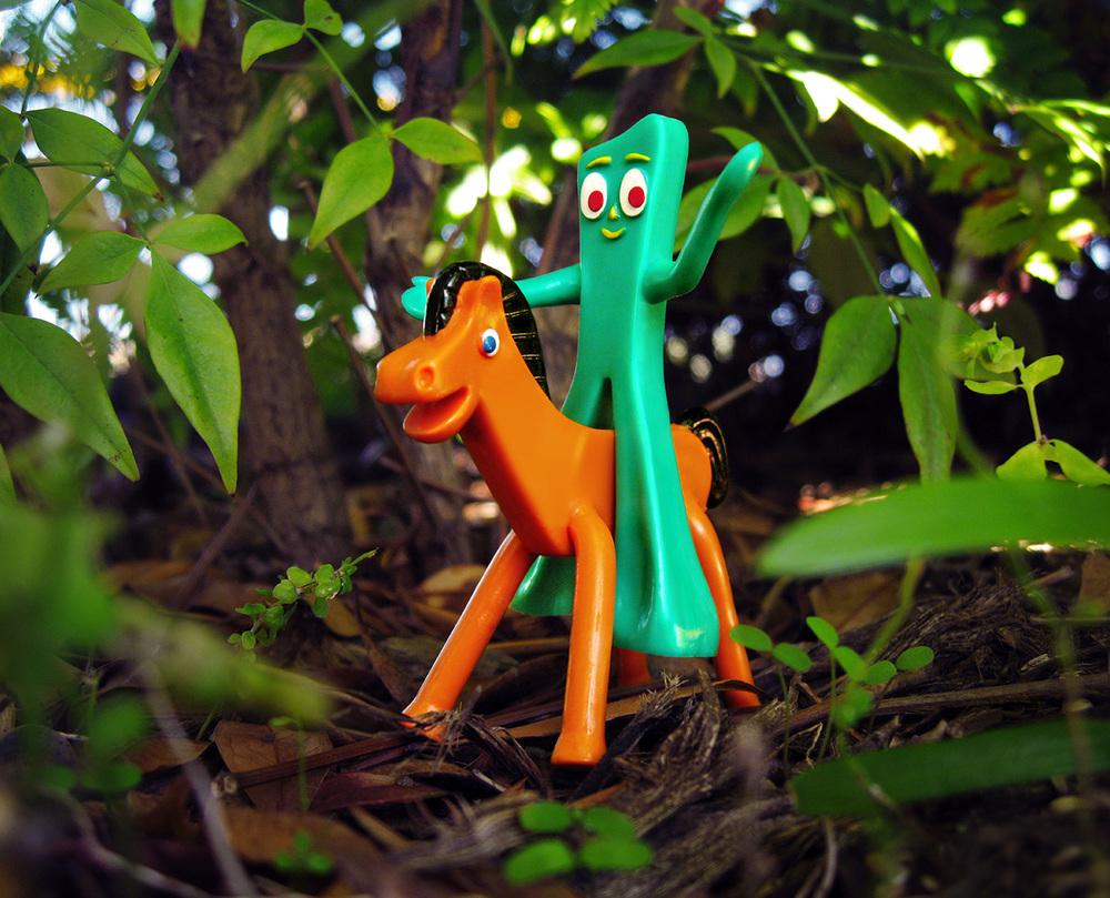 Serengeti Gumby
