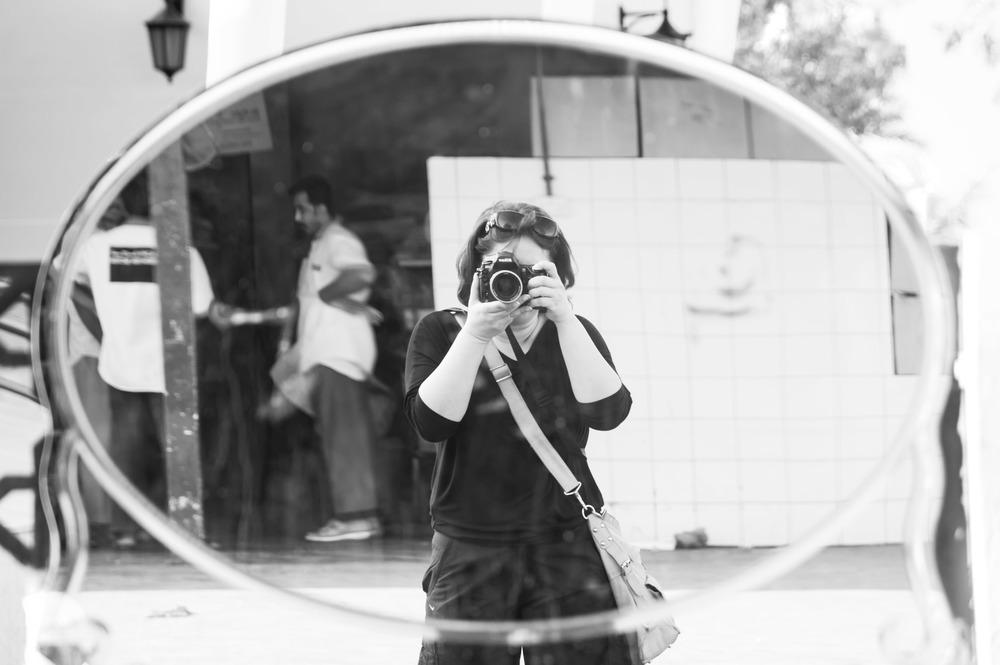 saadia-selfportrait