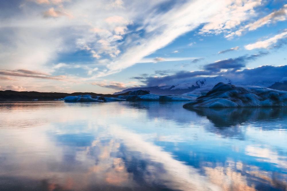 Jokalsarlon Glacier Lagoon