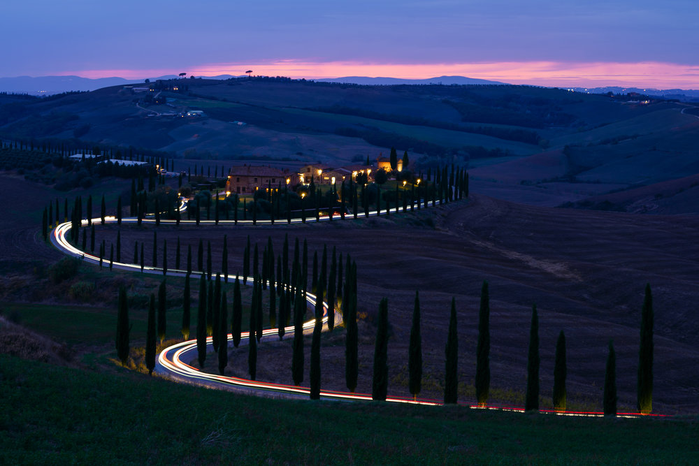 Somewhere in Tuscany, Italy