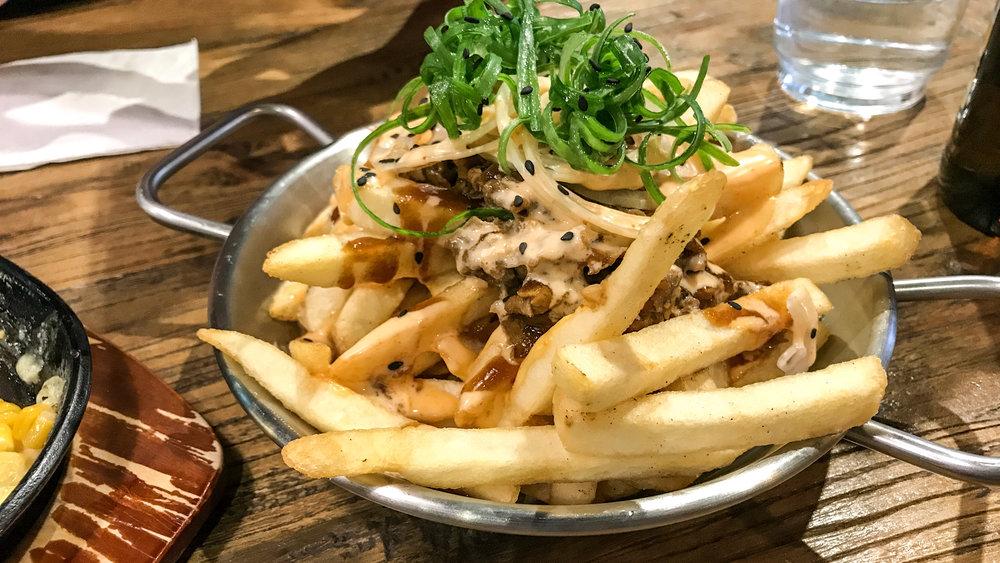 Gogi Fries