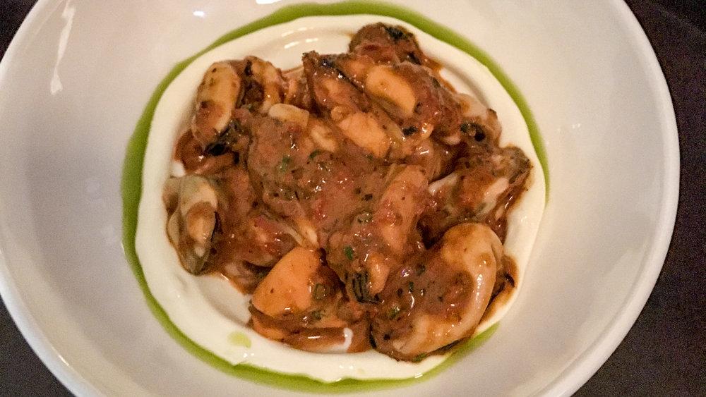 Baked Vacherin, Kielbasa (polish sausage), Olives