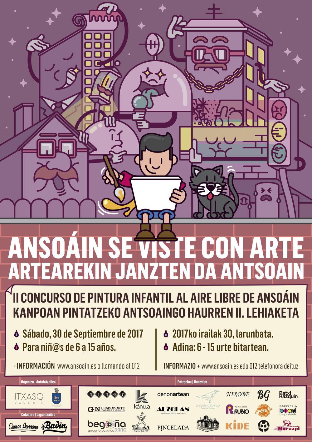 Diseño del cartel   Carlos Almagro