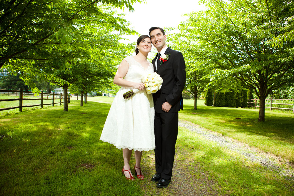 Scappoose Creek Inn Wedding