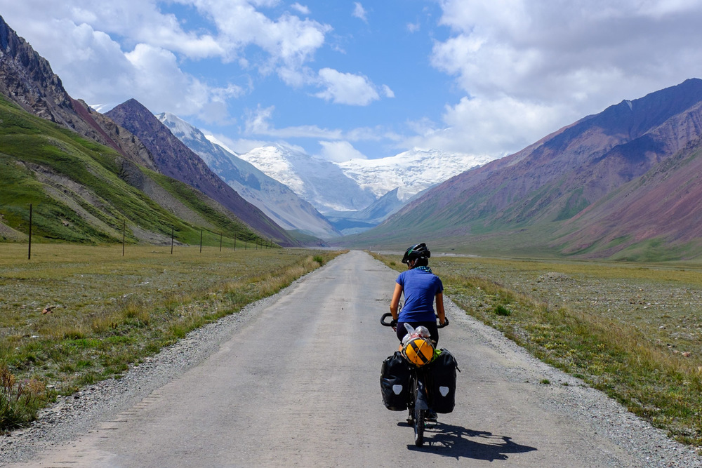 Riding into the Pamirs