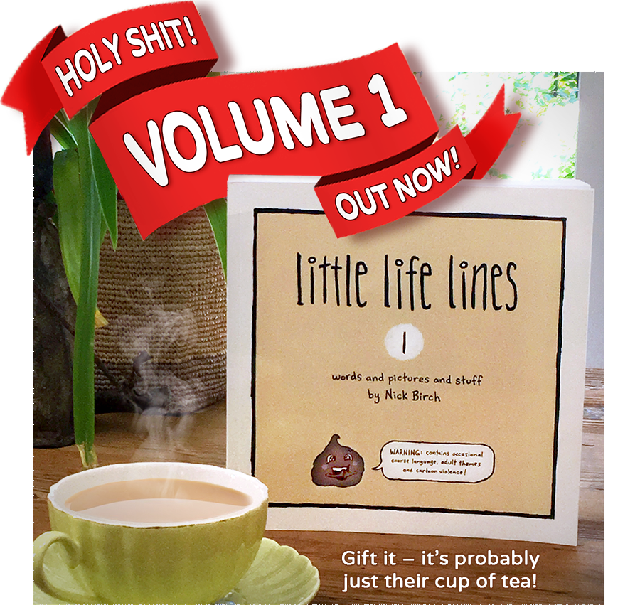 buy little life lines book volume 1