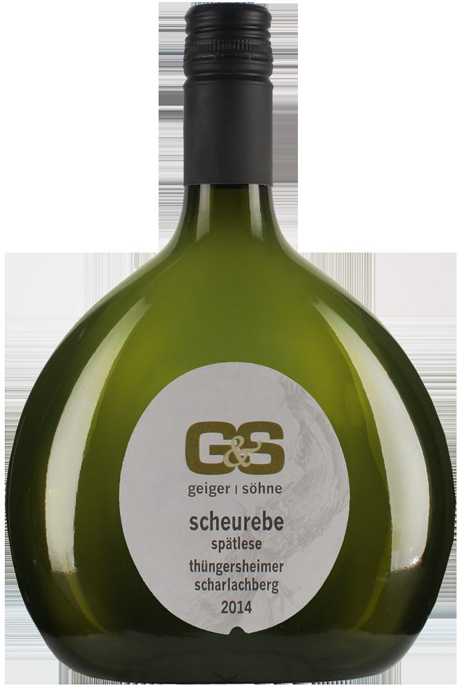 2014 Scheurebe spätlese thüngersheimer scharlachberg.png
