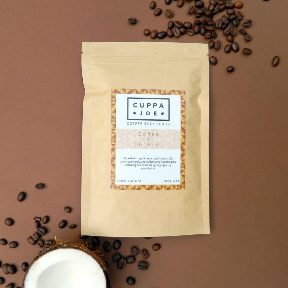 COFFEE & COCONUT BODY SCRUB