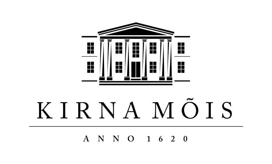 Kirna Mõis - logo must.jpg