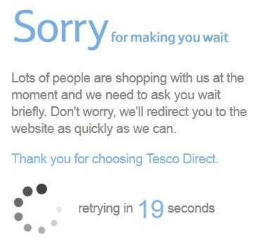 How to skip shopping website queuing systems — UKDealSpy
