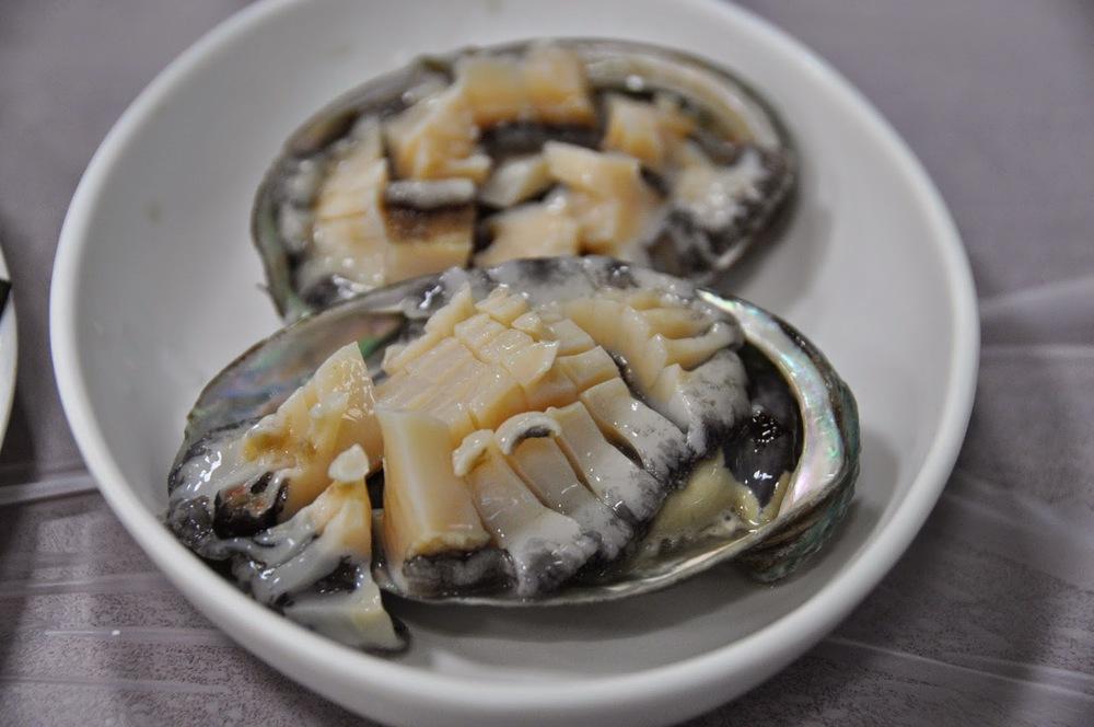 Abalones Jagalchi Fish Market