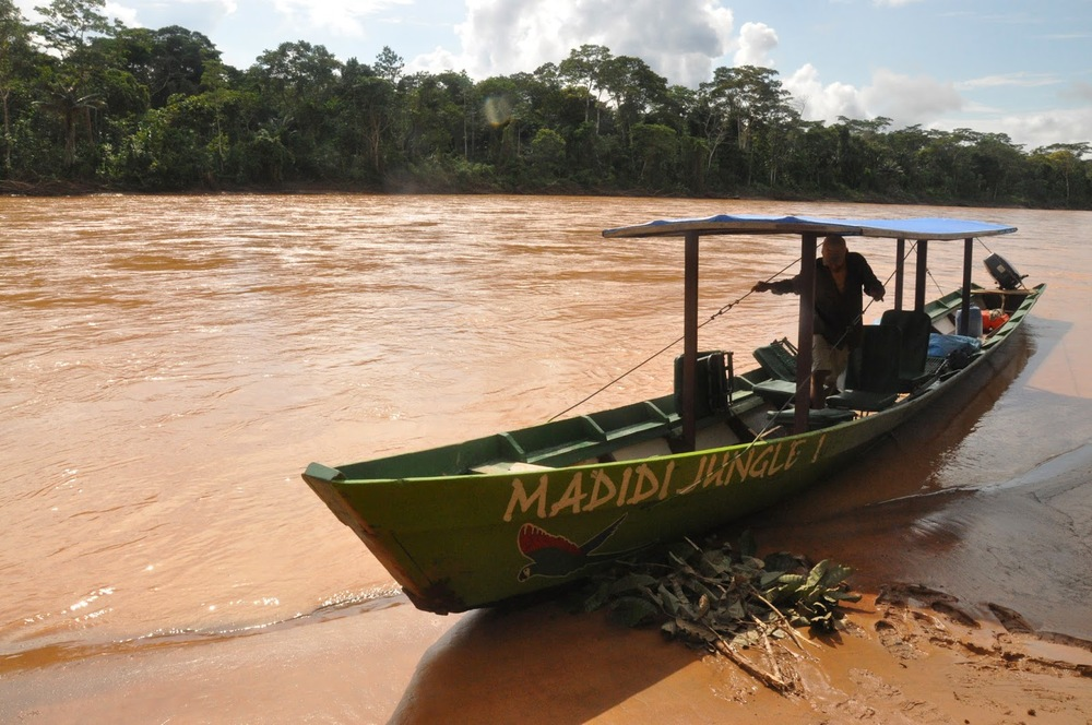 Madidi Jungle Ecolodge Amazon Forest Bolivia
