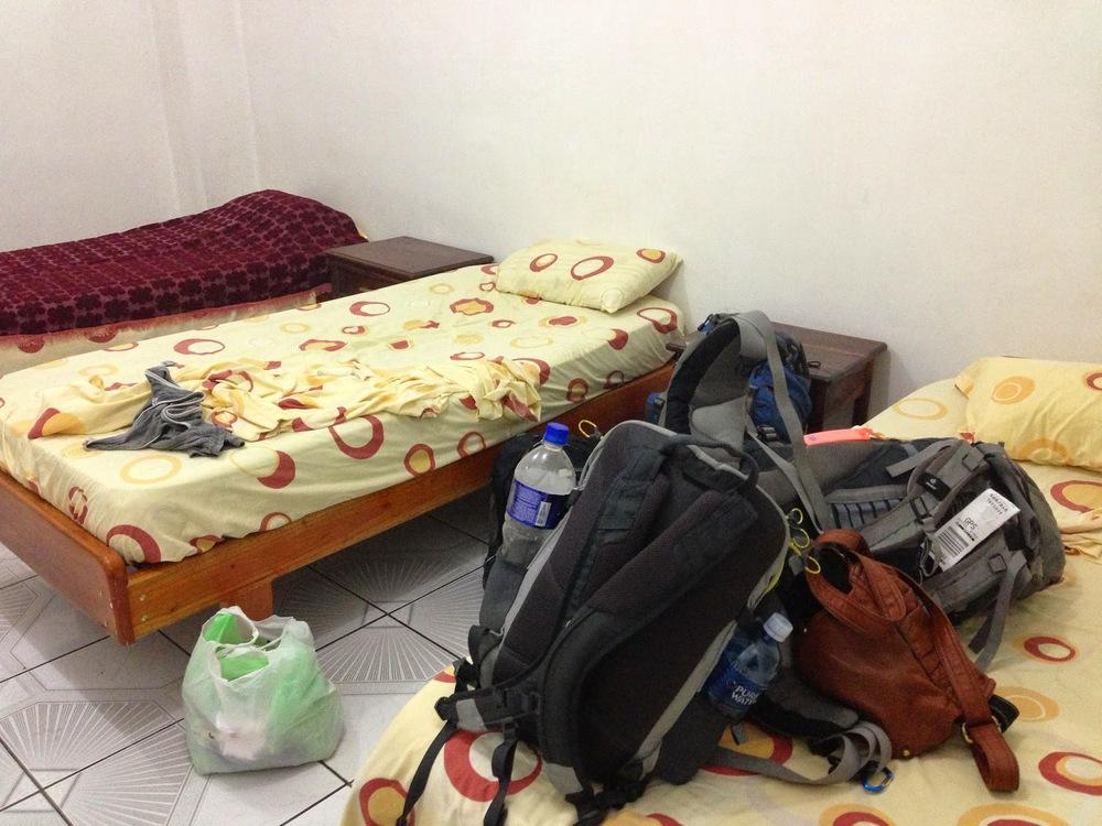 Hotel Salinas - Worst
