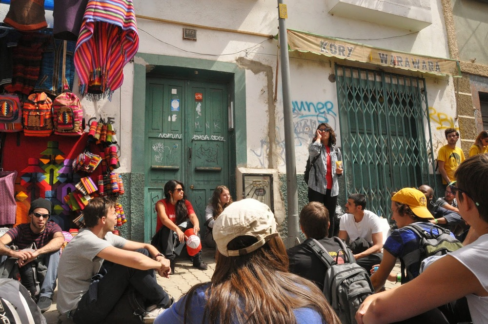 La Paz Bolivia Free Walking Tour