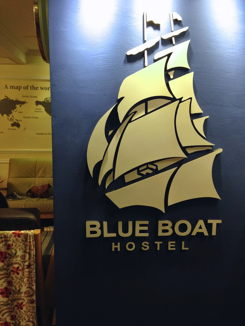 Blue Boat Hostel