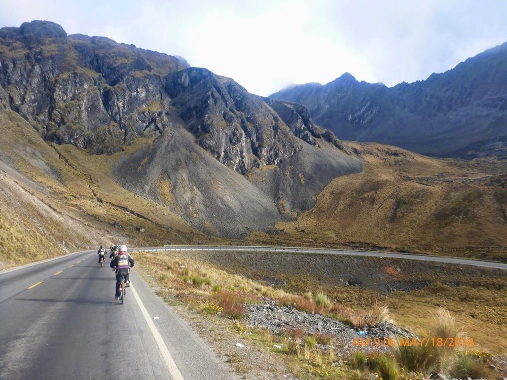 Death Road Downhill Adventures Bolivia