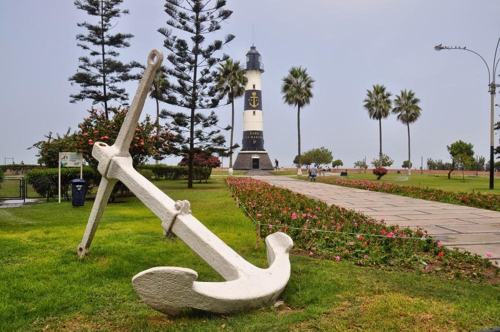 Park Lima Peru