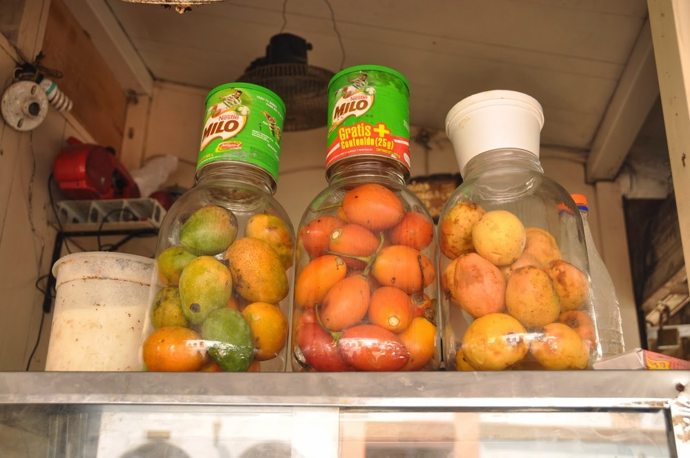 Fruit Juice Stand Cartagena