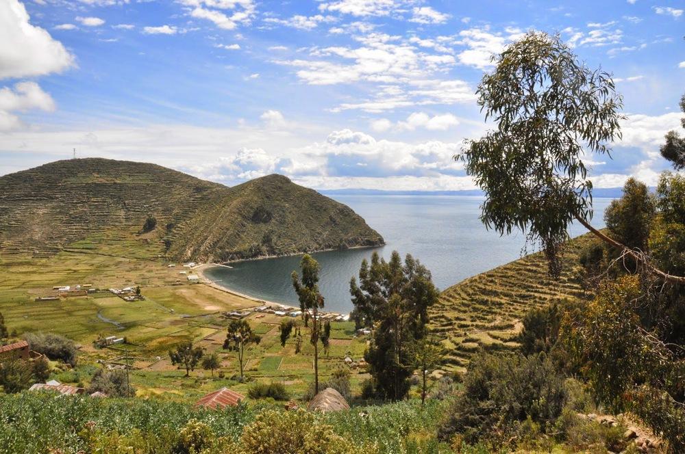 Isla Del Sol Lake TiticacaIsla Del Sol Lake Titicaca